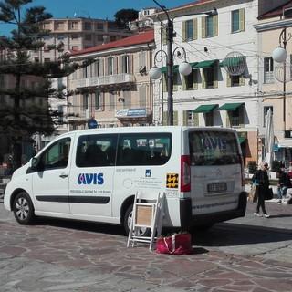 Sanremo: domenica prossima la possibilità di donare il sangue in piazza Colombo con l'Avis