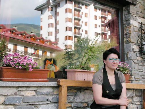 A Monesi c'è la 'Vecchia Partenza': Monica Arnaldi investe nella stazione sciistica imperiese