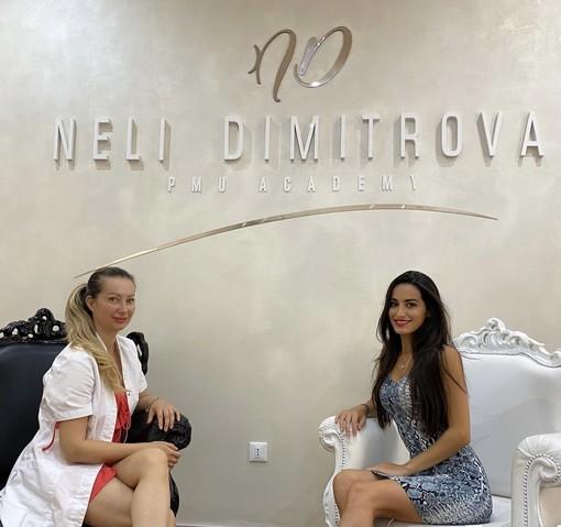 Neli Dimitrova e Ilaria Salerno