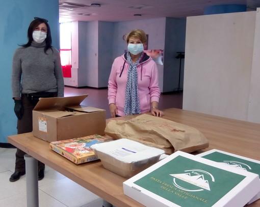 Vallecrosia: consegnati ai Servizi Sociali generi di forno per emergenza sanitaria