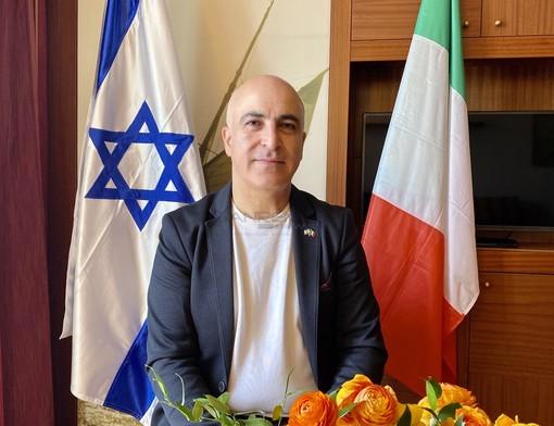 Dror Eydar, ambasciatore di Israele in Italia