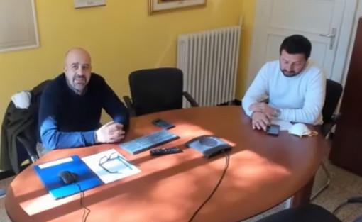 Vallecrosia: l'Amministrazione vicina ai cittadini con una trasmissione in diretta sui social (Video)
