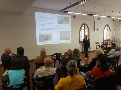 Dolceacqua: presentato a Comuni e Associazioni il progetto 'Intense' itinerari turistici sostenibili