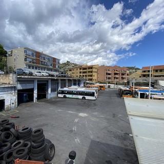 Che fine ha fatto il piano per trasformare il deposito della Riviera Trasporti di corso Cavallotti?