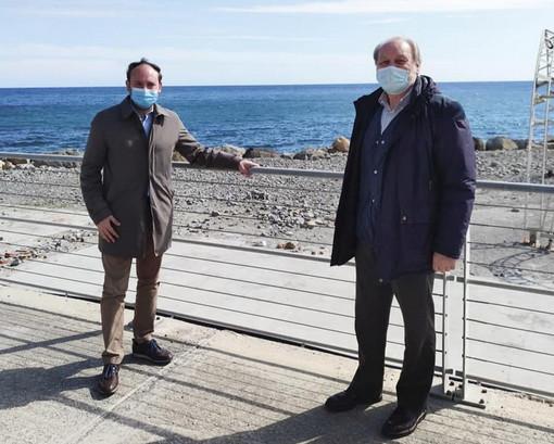 Ospedaletti: un milione dal Governo per il rio Crosio, la sistemazione del litorale e dell'area feste