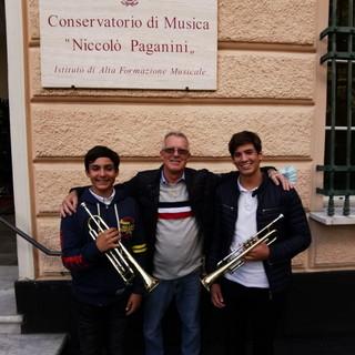 Ventimiglia: tre allievi della scuola di musica 'Biancheri' superano l'esame al conservatorio di Genova