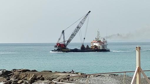 """Bordighera: via ai lavori di dragaggio del porto, Ingenito """"Sarà più sicuro e fruibile"""""""