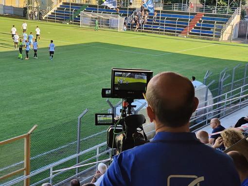 Calcio: il derby tra Imperia e Sanremese va ai biancoazzurri, ecco le interviste dopo la partita (Video)