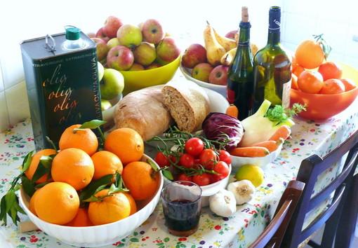 Buon 'anniversario' alla dieta mediterranea: oggi si festeggiano i 10 anni dalla tutela Unesco