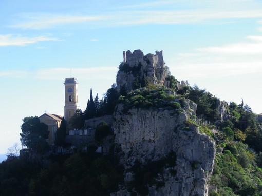 Domenica 17 novembre, escursione nell'anello di Eze Village e nel cammino di Nietzsche