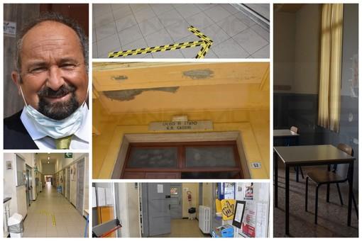 Domani al via gli esami di maturità: ecco come si sono organizzati al Liceo Cassini di Sanremo (Foto e Video)