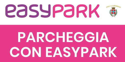 Arriva anche a Camporosso il pagamento del parcheggio con 'Easy Park': al mare si paga con la 'App'