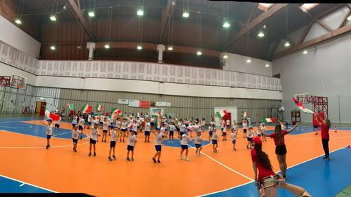 Sanremo: grande successo di partecipanti per la terza edizione dell'Educamp al Polo Sportivo (Foto)