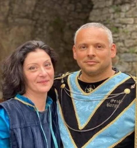Ventimiglia: Ramon Bruno e Veronica Pelle aderiscono al progetto 'Coni Educamp 2021'