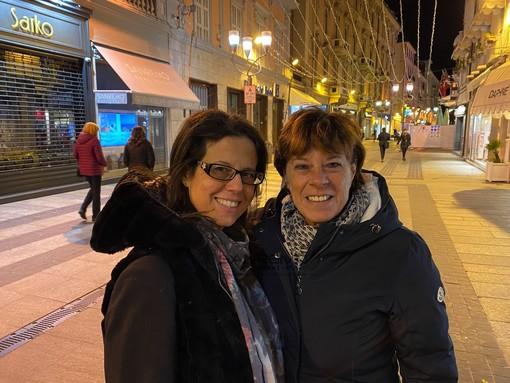 Erica Martini e Liliana Di Falco