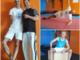 Sanremo: in tenuta sportiva il noto wedding planner Enzo Miccio, da tre anni alla Romolo fitness (Foto)
