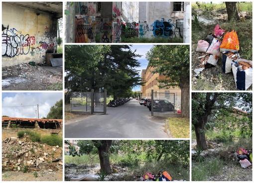 Taggia: stop al viavai di mezzi e chiusura notturna per le ex Caserme Revelli, nei prossimi giorni arriverà l'ordinanza del sindaco