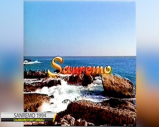 """""""Tra Storia e Ricordi"""" ci riporta negli anni '90: la carrellata di manifestazioni a Sanremo"""