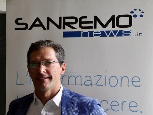"""#AlVoto: rivedi l'intervista in diretta con Enrico Ingenito, candidato della lista """"100 per certo Sanremo""""  (Video)"""