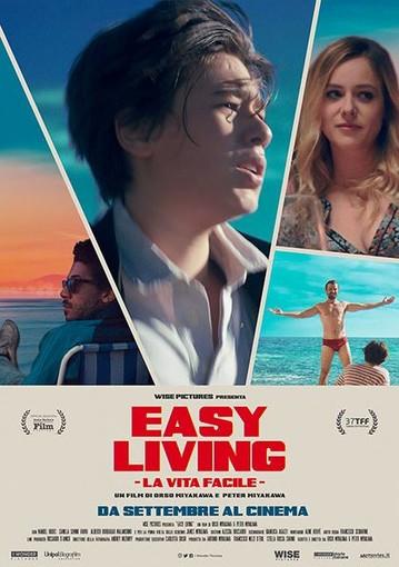 """Bordighera: al cinema Olimpia """"Easy living"""", film dei fratelli Miyakawa ambientato tra Ventimiglia, Sanremo e Mentone"""