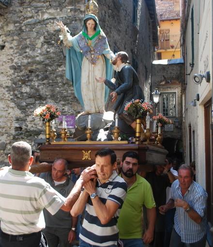La Madonna della Misericordia: una festa importante per Triora e tutta l'alta Valle Argentina