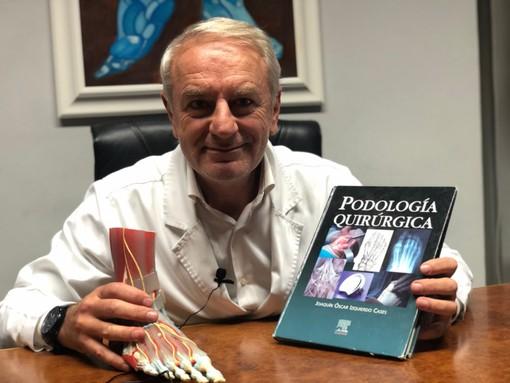 I consigli del Professor Luca Avagnina, Podiatra e Podologo. La Podolistica: riportare il paziente in una visione di globalità