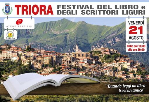 Triora: il 21 agosto per tutta la giornata appuntamento con il Festival Del Libro e degli scrittori Liguri
