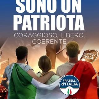 Sanremo: domani Fratelli d'Italia in via Escoffier per far firmare una petizione per 4 proposte di Legge
