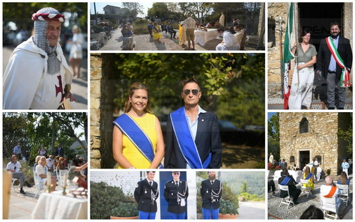 Seborga: oggi la festa nazionale con il nuovo inno e la presentazione del 'Luigino' con l'effige della Principessa (Foto e Video)