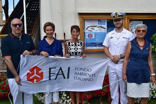 Anche a Sanremo al via la fase operativa del progetto del Fondo Ambientale Italiano 'FAI attenzione'