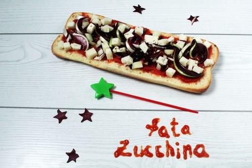 """Felici & Veloci, la nuova ricetta di Fata Zucchina: """"Pizzaantiage"""""""