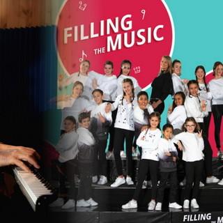 E' uscito l'ultimo attesissimo video dell'antologia musicale del Festival di Sanremo realizzata da 'Filling the music'