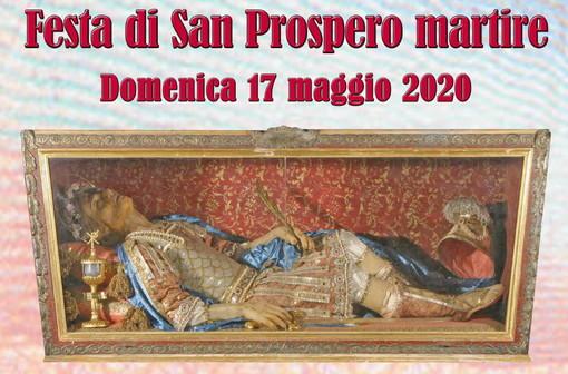 Dolcedo: domenica prossima per la festa di San Prospero la Messa delle 10 trasmessa in diretta