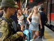 Militari in servizio di pattugliamento presso Stazione ferroviaria di Porta Susa (TO)