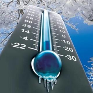 E' iniziato un fine settimana quasi invernale: temperature all'ingiù con la minima di stanotte a 3 gradi