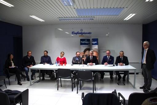 """Sanremo: nella sede di Confartigianato i candidati alle politiche firmano le proposte """"Per tornare a crescere"""" (Foto e Video)"""