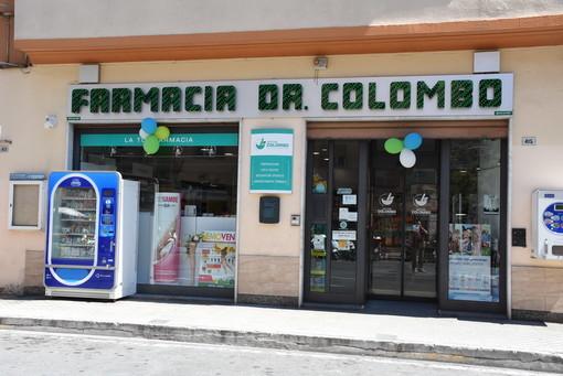 Sanremo: da ieri anche alla farmacia Colombo di via Galilei è scattata la campagna vaccinale anti Covid