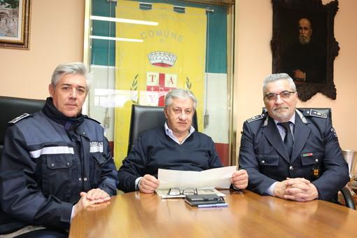 Da sinistra, Flavio Martini, Espedito Longobardi, Enrico Borgoglio