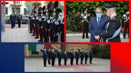 207° annuale della fondazione dell'arma dei Carabinieri, un anno denso di ricorrenze anche nella nostra provincia
