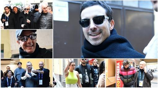 I protagonisti del 70° Festival di Sanremo in una lunga gallery fotografica prima della serata finale