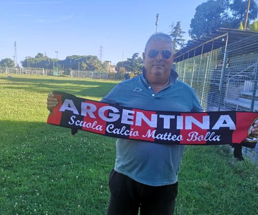 Roberto Ferrigno entra nell'Atletico Argentina