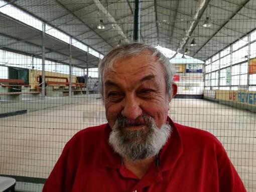 Ventimiglia: domani alle 19.30 nella 'sua' bocciofila la Santa Messa a tre mesi dalla morte di Franco Paganelli