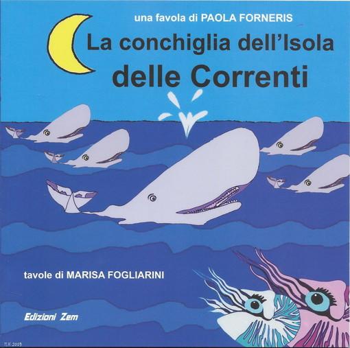 Sanremo: la prossima settiamana, presentazione libro 'La conchiglia dell'Isola delle Correnti' di Paola Forneris