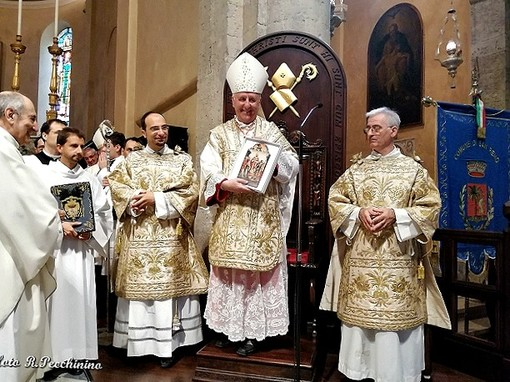 Sanremo: le immagini di Roberto Pecchinino sulle celebrazioni del Santo Patrono