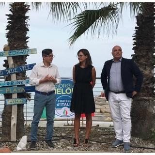 """Elezioni regionali. La soddisfazione di Fratelli d'Italia per il risultato nel """"Golfo delle Torri"""""""