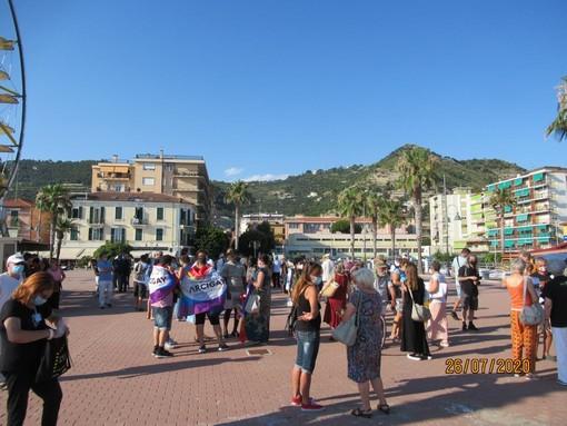 Ventimiglia: anche dopo il flash mob di domenica scorsa le 'Sardine ponentine' chiedono la riapertura del Campo Roya