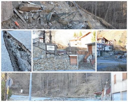 Monesi di Mendatica: le immagini di un villaggio 'fantasma' ad una settimana dal disastro (Foto e Video)