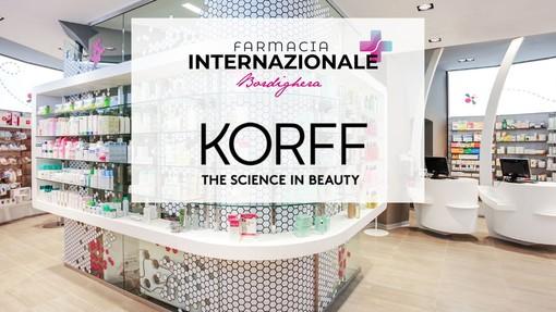 Domani 1 ottobre, alla Farmacia Internazionale di Bordighera la giornata della bellezza insieme alla famosa azienda cosmetica Korff