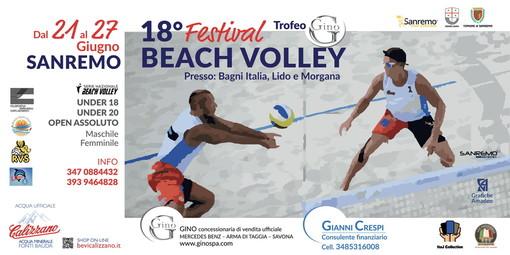 Beach Volley: a giugno le spiagge del centro di Sanremo saranno la capitale dei 'beachers' nazionali