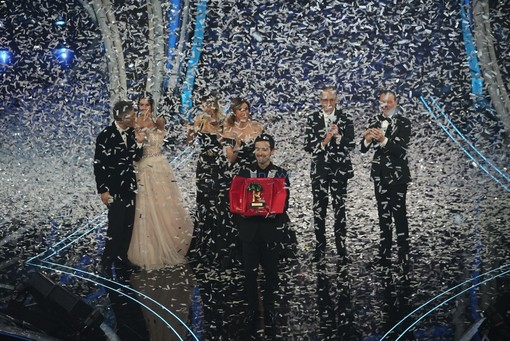 La finale del 70° Festival di Sanremo con la vittoria di Diodato